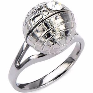NIB - Star Wars 3D Death Star Ring